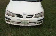 Selling white 2003 Nissan Almera automatic