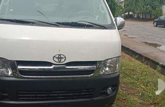 Best priced used 2010 Toyota HiAce at mileage 80,000 in Lagos