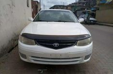 Need to sell high quality white 2002 Toyota Solara automatic in Lagos