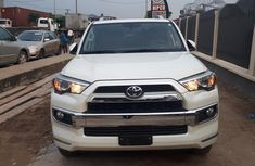 2018 Toyota 4-Runner suv / crossover automatic for sale at price ₦20,000,000