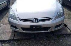 Sell cheap grey 2006 Honda Accord automatic at mileage 98,000