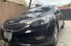 Sell well kept 2014 Kia Cerato automatic at mileage 55,000
