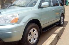 Sell green 2004 Ford Pilot automatic