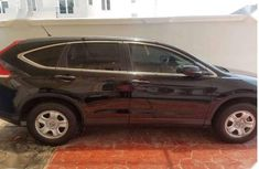 Need to sell black 2013 Honda CR-V at price ₦6,700,000 in Lagos