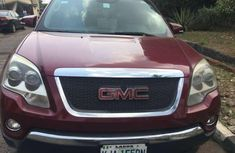 Selling 2008 GMC Acadia at mileage 23,586 in good condition in Lagos