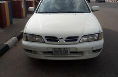Clean and neat white 1999 Nissan Primera suv / crossover at price ₦550,000 in Abuja
