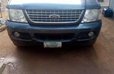 Used blue 2003 Ford Explorer automatic for sale in Lagos