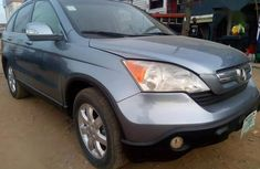 Honda CR-V 2.4 EX Automatic 2009 Gray for sale