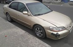 Used 2001 Honda Accord car at attractive price in Port Harcourt