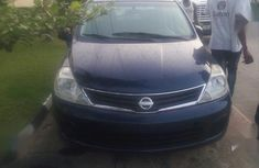 Nissan Versa 2004 Blue for sale