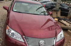 Authenticused 2014 Lexus ES for sale at price ₦6,000,000