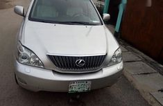 Grey/silver 2004 Lexus RX for sale at price ₦2,000,000 in Port Harcourt