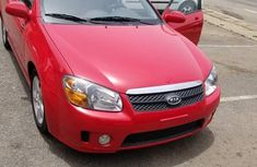 Kia Spectra 2.0 SX 2008 Red for sale
