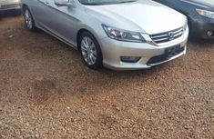 Sell used 2014 Honda Accord automatic at price ₦4,800,000