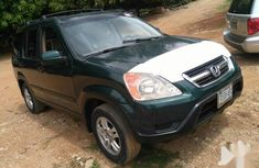 2003 Honda CR-V suv / crossover automatic for sale at price ₦750,000