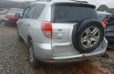 Sell used grey/silver 2008 Toyota RAV4 suv / crossover at cheap price