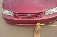 Selling 2000 Toyota Corolla at mileage 20,000 in good condition in Sokoto