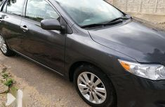 Clean and neat used 2008 Toyota Corolla sedan in Abuja at cheap price