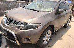 Sell brown 2009 Nissan Murano at mileage 112,000 at cheap price