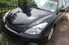 Lexus ES 2004 Black for sale