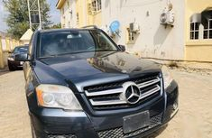 Mercedes-Benz GLK-Class 2010 350 4MATIC Gray for sale