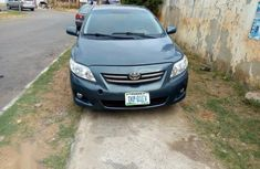 Toyota Corolla 2008 Blue for sale