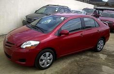 Selling 2007 Toyota Yaris sedan automatic in good condition
