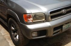 Clean 2002 Nissan Pathfinder suv / crossover automatic for sale in Oyo