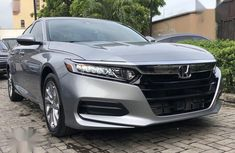 Honda Accord 2018 LX Silver for sale