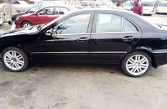 Sell 2003 Mercedes-Benz 240 sedan automatic in Kaduna