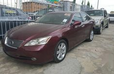 Lexus ES 2007 Purple for sale