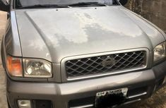 Sell used grey/silver 2002 Nissan Pathfinder suv / crossover automatic