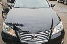 Lexus ES 2012 350 Black for sale
