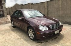Used 2006 Mercedes-Benz C230 at mileage 207,599 for sale in Abeokuta