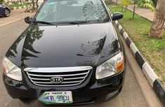 Used black 2009 Kia Cerato automatic at mileage 285,644 for sale