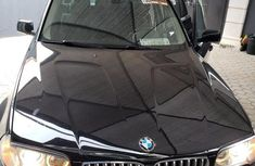 Very sharp neat used 2007 BMW X3 automatic for sale in Lagos