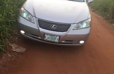 Selling 2008 Lexus ES automatic in good condition