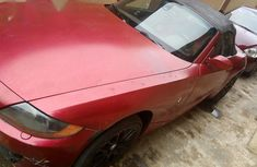 BMW Z4 3.0i Roadster 2007 Red for sale