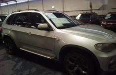 Best priced grey/silver 2008 BMW X5 suv / crossover automatic in Lagos