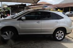 Sell well kept grey/silver 2009 Lexus RX automatic