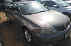 Best priced used grey/silver 2003 Toyota Camry at mileage 107,214