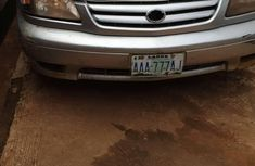 Best priced used 2001 Toyota Sienna automatic in Lagos