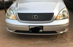 Grey/silver 2001 Lexus LS for sale at price ₦1,600,000 in Ilorin