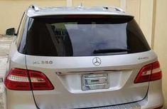 Neat Foreign used Mercedes Benz Ml350 2013