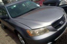 Best priced used 2006 Hyundai Sonata sedan automatic in Lagos