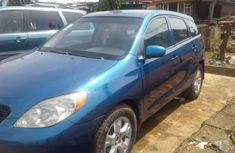 Sell used blue 2003 Hyundai Matrix at mileage 85