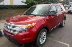 Well maintained 2012 Ford Explorer suv / crossover automatic for sale