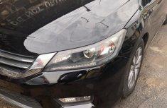 Selling black 2014 Honda Accord at cheap price