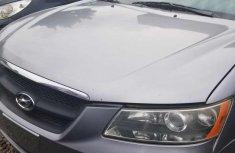Selling domestic 2006 Hyundai Sonata in good condition in Lagos