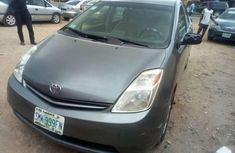 Clean grey 2005 Toyota Prius automatic car at attractive price